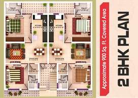 2Bhk | flat for sale | Affordable price| Mohali | at@prime location