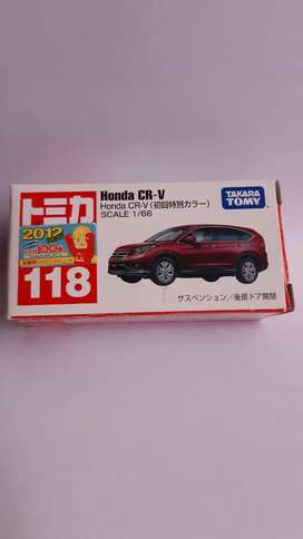 Tomica Honda CRV (special color)