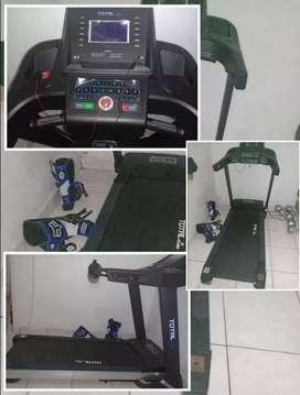 Tradmill alat gym