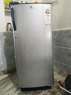 Single use fridge