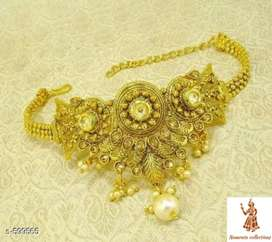 Armlet and necklace
