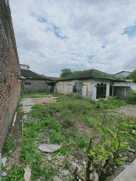 Tanah di Wonogiri jl Brigjen Katamso