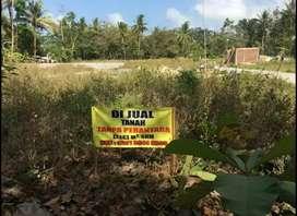 Tanah strategis 5 menit dari Bandara YIA Kulon Progo