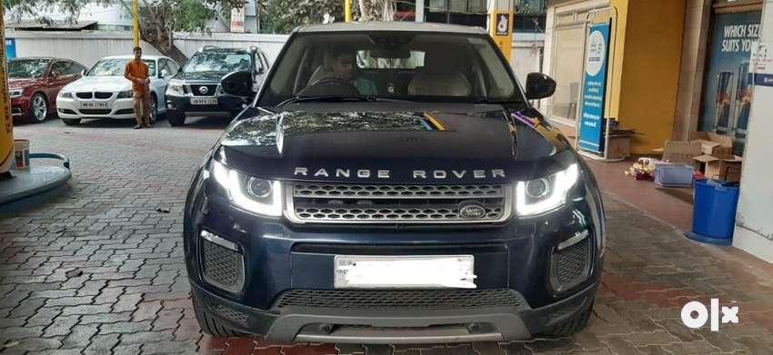 Land Rover Range Evoque SE, 2016, Diesel 0