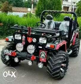 Varindavan jeep and jipsy Modification