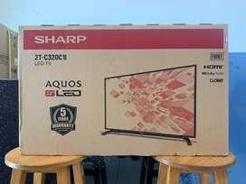 LED TV SHARP 32 inch -Digital tv -Garansi 5 tahun