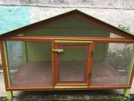 A dog house