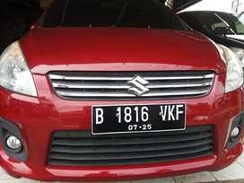 Suzuki Ertiga GL Merah 2015