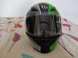 New MT revenge series helmet, selling due to size mismatch