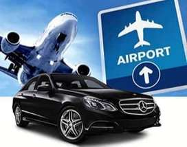 Taxi Driver Required in Airport