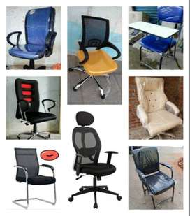 Chair's Gallarey.office table and office chairs available