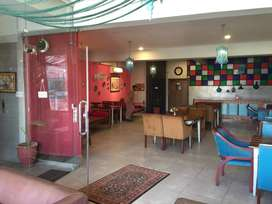 Fully Furnished Restaurant, Ready to Start in Bahria Town Phase 7