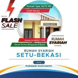 Perumahan Syariah Setu Bekasi, hunian islami dengan desain futuristik