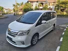 Nissan serena hws 2.0 matic 2013 harga murah
