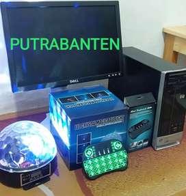 PAKET PCU HP KARAOKE BUIL UP NEW BERKUALITAS