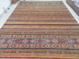Pakistan Hand knotted Woolen New Carpets