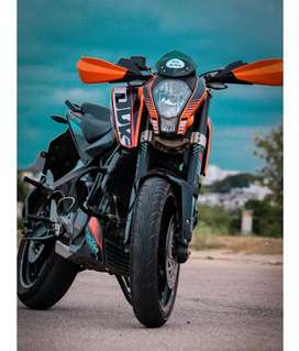 KTM Duke 200 2015 Well Maintained