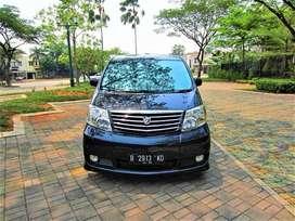Mobil PANSOS: Toyota ALPHARD 2.4 V AT 2004, Km 92 Rb, Sangat ISTIMEWA