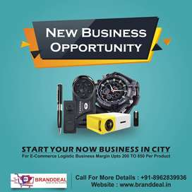 New business Big Opportunity in city Margin 850 per product  call us
