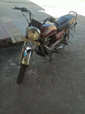 Boxer motorcycle for sell