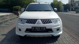 Mitsubishi pajero exceed limited 2013