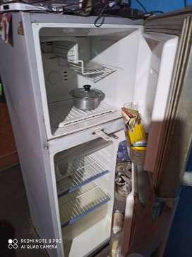 LG double door Refrigerator.