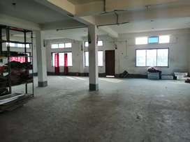 For rent in kahilipara  g+2 building with 3 bigha land.