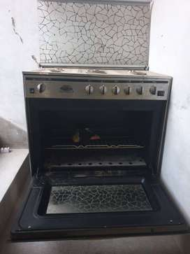 Cooking Range (Puma)