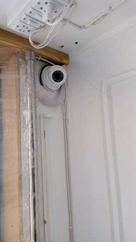 Contact me for hd+ CCTV camera fitting service