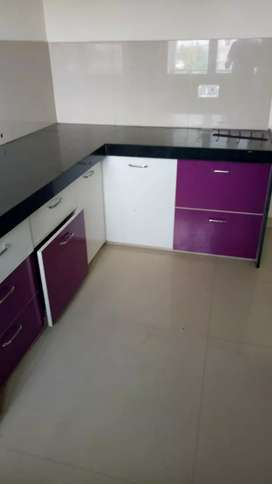 4bhk flat available in milan heights Garden facing with club house