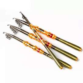 Joran Pancing Carbon Fiber Telescopic 6 Segments 2.1M - Yellow