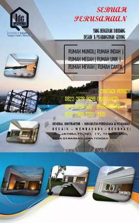 Kontraktor,perencana & desain arsitekture