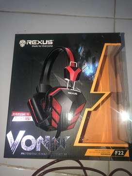 Headset rexus F22