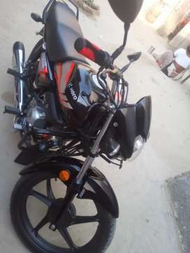 Hero ki HF deluxe sector 73 sarfabad urgent sale
