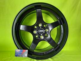 Jual velg mobil import hsr jd736 ring 16 Honda city,Freed,Brio, Avanza