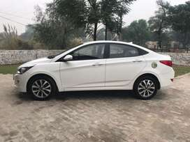 S(o) model verna 4s, push button start