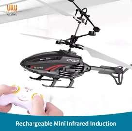 Remote Control Helikopter Mini Anak Pengisian Usb Rc Inframerah