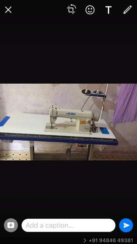 New cundition silai machine  powor sewing moter free only on 8500