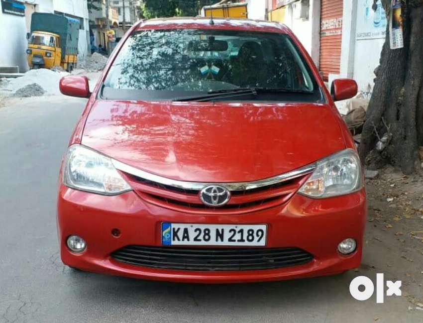 Toyota Etios VX-D, 2012, Diesel 0