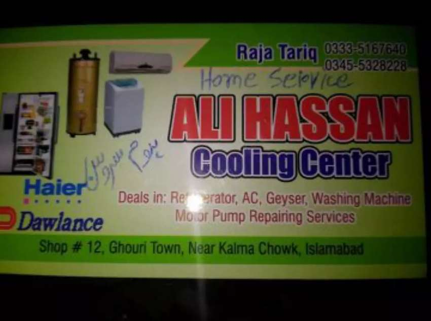 Home services a c Farig and electric 0