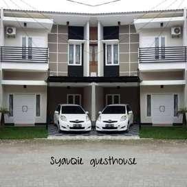 Rumah Sewa Harian, Mingguan, Bulanan di Medan Syauqie Guesthouse