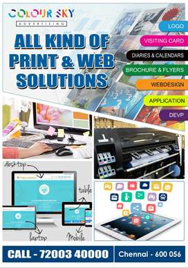 Print and Web Solution