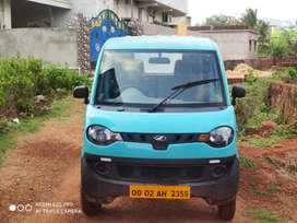 Mahindra JEETO mini van ( lxd)