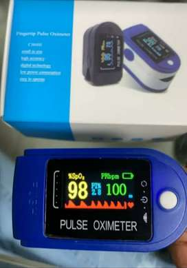 HBZ 4 Colour OLED Display OXIMETER Rs 325