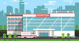 URGENT REQUIRED HOSPITAL STAFF FOR VARIOUS POST
