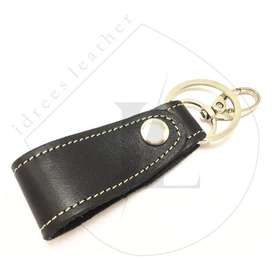 Pure Cow Leather KeyChain, KeyRing and Key Holder for Men/Women.