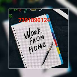 wanted genuine Part time home based data entry work