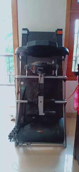 Treadmill fully automatic