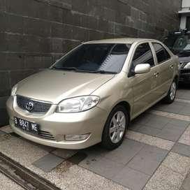 Toyota vios 2003 a/t free bbn an pembeli
