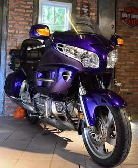 Honda Goldwing 2003 Km.20rb Pajak Panjang Full Original Istimewa Skli